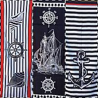 Пляжные полотенца Морские
