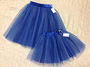 """Комплект """"мама и дочка"""" юбка женская и детская, с подкладом.Пошив в любом цвете и размере"""
