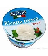 Сыр Ricotta frescа Merivio 0.250г