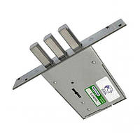 Дверной замок Mottura 40.801 6000 56, длинный ключ, 60 мм Backset., 40-0034182