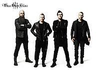 Плакат Three Days Grace 09