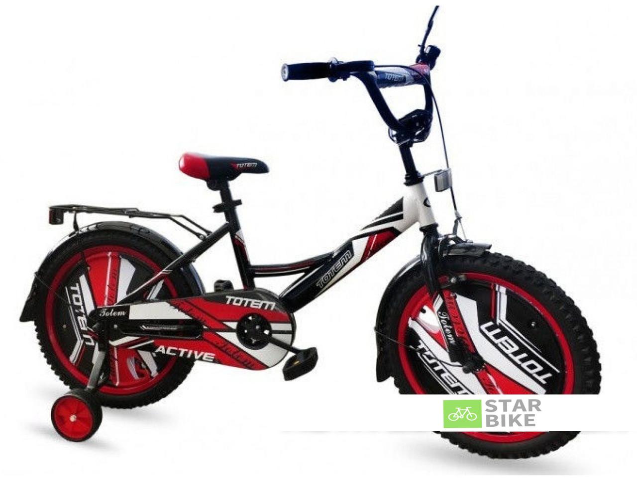 Детский велосипед TOTEM16  ACTIVE BMX