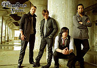 Плакат Three Days Grace 11