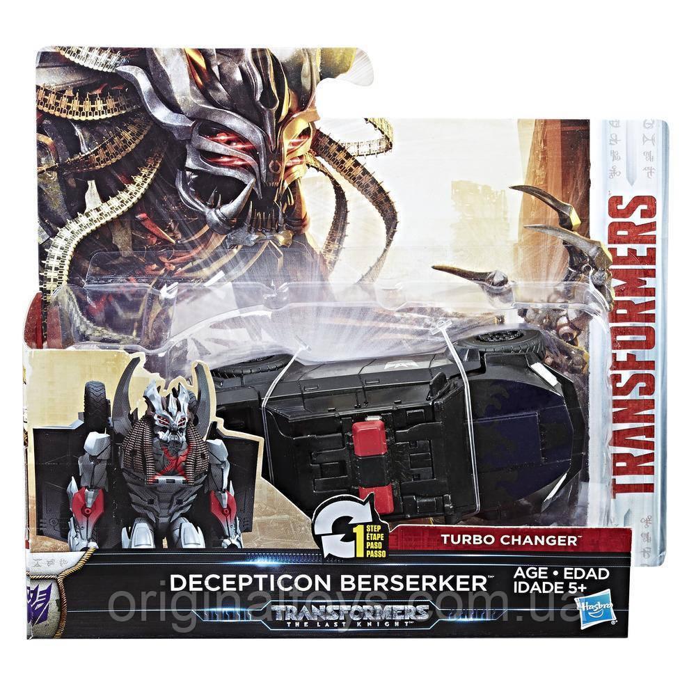 Трансформер Десептикон Берсеркер Последний Рыцарь Transformers: The Last Knight C2823