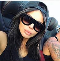 Женские солнцезащитные очки CELINE черный