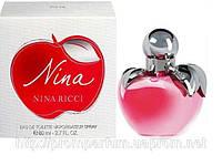 Женская туалетная вода Nina Ricci Nina (Нина Ричи Нина) Нежный деликатный цветочно–фруктовый аромат  AAT