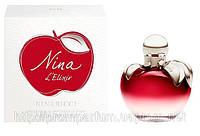 Женская парфюмированная вода Nina Ricci Nina L`Elixir (Нина Ричи Нина Эликсир) Смелый свежий аромат  AAT