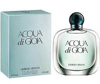 Женская туалетная вода Giorgio Armani Acqua di Gioia (купить женские духи армани аква диджио)  AAT