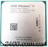 Процессор AMD Phenom II X3 710 2.6 GHz/2000MHz (HDX710WFK3DGI) Socket AM3/AM2+