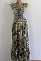 Сарафан женский Lydia 800-5 микс цветов M,L, фото 1