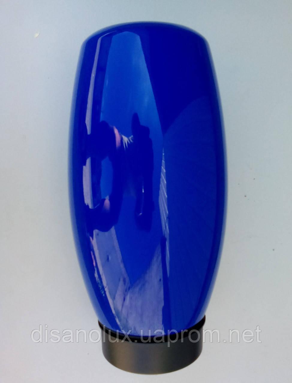 Світильник Парковий Циліндр NF 1810 Синій Е27 IP44 300мм * 140мм