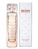 Женская туалетная вода Boss Orange Hugo Boss (яркий цветочно-фруктовый аромат)  AAT