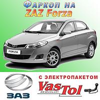 Фаркоп ZAZ Forza (прицепное ЗАЗ Форза Седан, Хэтчбек), фото 1