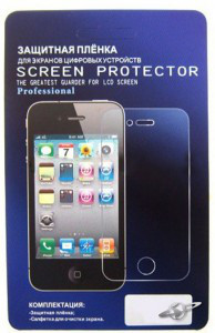 Защитная пленка для экрана 5 дюймов