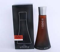 Женская парфюмированная вода Hugo Boss Deep Red (сексуальный, неудержимый, обжигающий, непокорный)   AAT