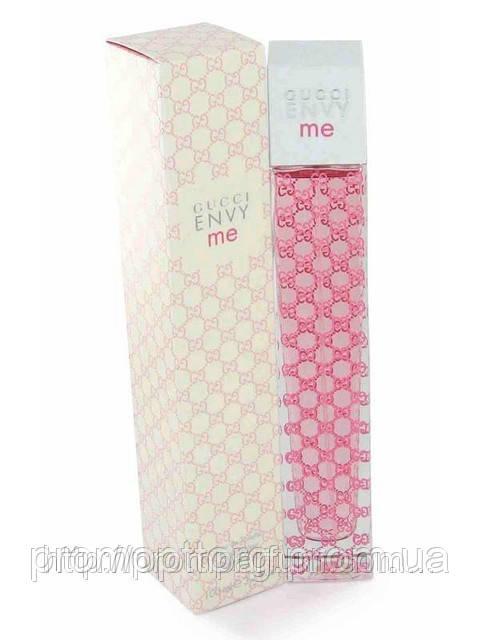 Женская парфюмированная вода Gucci ENVY ME (купить женские духи гуччи энви  ми) - Интернет 9360a0077f127