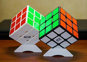 Кубик Рубика 3×3 QIYI CUBE 6см с подставкой
