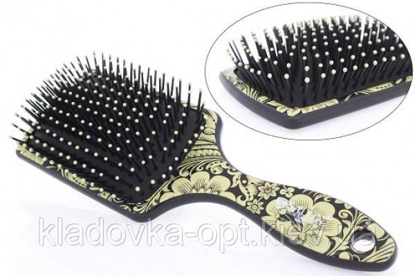 Расчёска массажная Salon Professional 6997L  цвет в ассортименте, фото 2