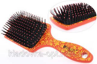 Расчёска массажная Salon Professional 6997L  цвет в ассортименте, фото 3