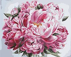 Раскраска по номерам Идейка Великолепие (KH2077) 40 х 50 см