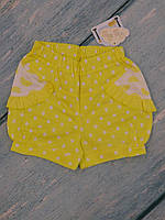 Детские шорты для девочки (кулир), р.74