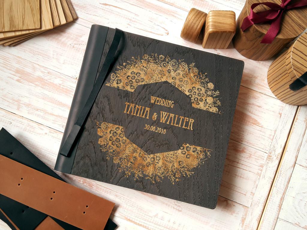 """Новая серия свадебных книг """"Black Oak"""""""
