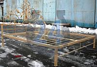 Металлические кованые кровати
