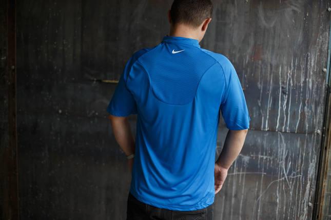 Футболка мужская Nike. Полиэстер, фото 2