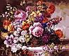 Картина по цифрам Mariposa Роскошный букет (MR-Q1363) 40 х 50 см