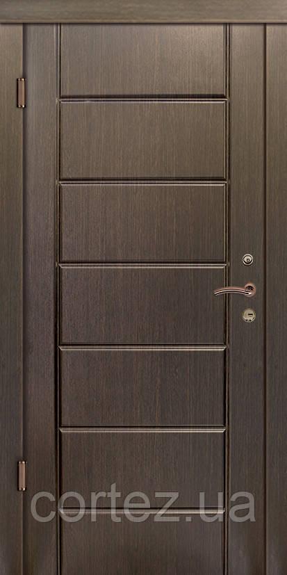 Двери входные комфорт+116 полотно 70мм