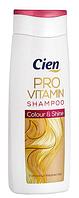 Шампунь Сияние цвета  для окрашенных волос Cien Color&Shine 300 мл.