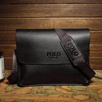 Большая деловая сумка,портфель Polo A4