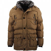 Теплая зимняя куртка на синтепоне, фото 1