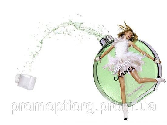 Женская туалетная вода Chanel Chance Eau Fraiche (свежий цветочно-шипровый аромат)  AAT