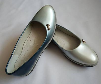 Подростковые туфли омбре, W.Niko 33/32р(20см), 36, 37р