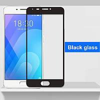 Защитное стекло 3D, 9H Meizu M6  Note (Захисне скло Мейзу М6 Ноут Ноте)
