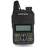 Портативная радиостанция Baofeng BF T1 Mini