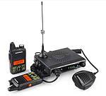 Автокомплект Baofeng Mini Mobile Radio 2 рации+ трансивер