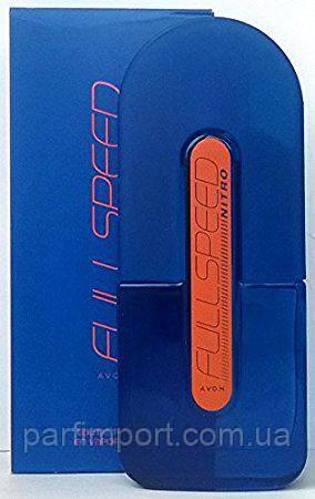 Avon Full Speed  Nitro 75 ml туалетная вода мужская (оригинал подлинник  Польша)