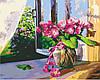 Картина по номерам без коробки Идейка Летнее утро (KHO2929) 40 х 50 см