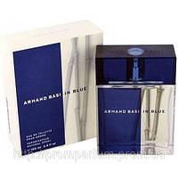 Мужская туалетная вода Armand Basi in Blue (аромат древесный, романтичный) AAT