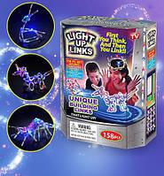 Light Up Links Детский светящийся конструктор, фото 1