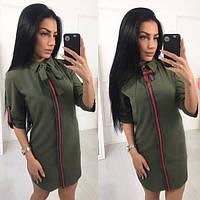Платье Рубашка женское норма ВТ536, фото 1