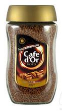 Кофе Cafe d`Or Gold растворимый 100% arabica 200 г