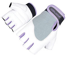 Перчатки для фитнеса SportVida SV-AG00034 (XS) White