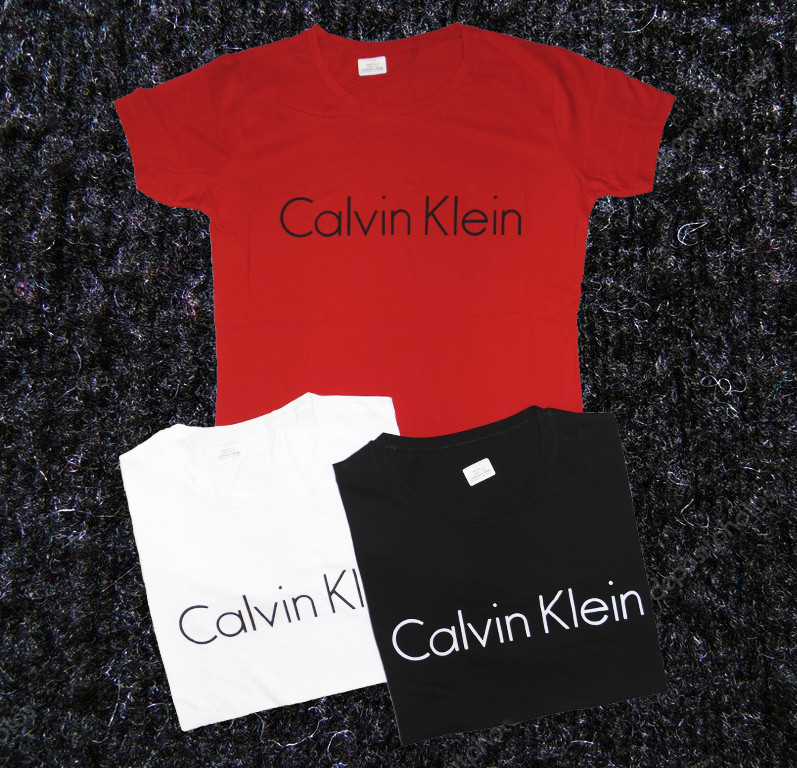 Купить Футболку Calvin Klein Женскую