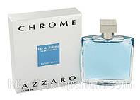 Мужская туалетная вода Azzaro Chrome (строгий, но чувственный фужерный цитрусовый аромат) AAT