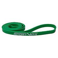 Эспандер-ленточный (резинка для фитнеса и спорта) SportVida Power Band 15 мм 8-12 кг SV-HK0044