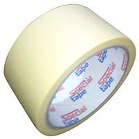 Малярный скотч намотка 20м Ширина 48мм (желтый)