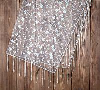 Венчальный платок кружевной